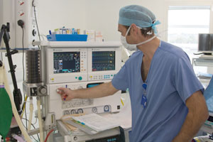 Swindon Consultant Anaesthetists (SCA) providing anaesthetic services in the Swindon area